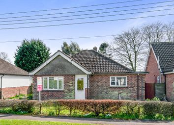 Thumbnail 3 bedroom detached bungalow for sale in Charles Avenue, Watton, Thetford