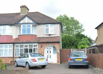 Thumbnail 3 bedroom end terrace house to rent in Meadowview Road, West Ewell, Epsom