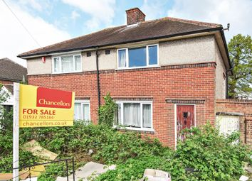 Thumbnail 2 bedroom semi-detached house for sale in Groveley Road, Sunbury-On-Thames