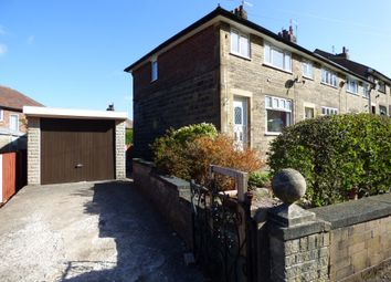 Thumbnail 3 bed terraced house to rent in Kilnhurst Road, Todmorden, West Yorkshire