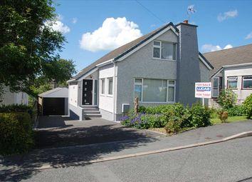 Thumbnail 4 bed detached house for sale in Lon Y Wennol, Llanfairpwllgwyngyll