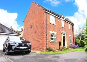 3 bed link-detached house for sale in Lawnhurst Avenue, Wythenshawe, Manchester M23