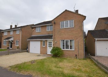 Thumbnail 4 bedroom detached house to rent in Liskeard Way, Freshbrook, Swindon, Wiltshire