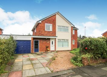 Thumbnail 5 bed detached house to rent in Cotebrook Drive, Upton, Chester