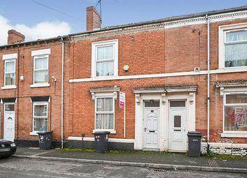 2 bed terraced house for sale in Upper Bainbrigge Street, Derby DE23