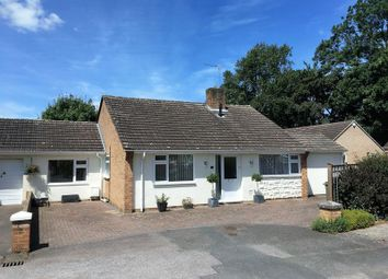 Thumbnail 3 bed detached bungalow for sale in Glenwood Gardens, Taunton, Somerset