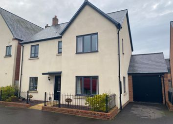 Thumbnail Detached house to rent in Candlin Way, Lawley Village, Telford
