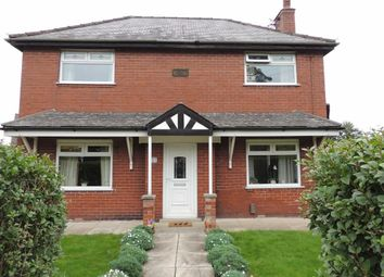Thumbnail 3 bedroom detached house for sale in Mile End Lane, Mile End, Stockport