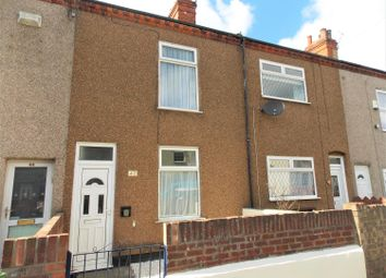 Thumbnail 2 bed terraced house for sale in Fraser Street, Grimsby