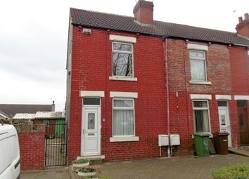 Thumbnail 2 bed terraced house to rent in Emily Street, South Kirkby