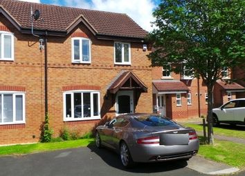 Thumbnail 2 bed semi-detached house for sale in Juniper Close, Sutton Coldfield