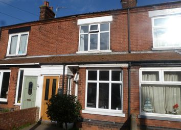 Thumbnail 3 bedroom terraced house for sale in Gordon Road, Melton Constable