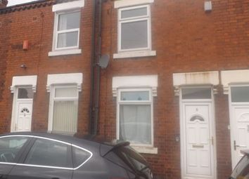 Thumbnail 2 bedroom terraced house to rent in Bycars Road, Stoke-On-Trent