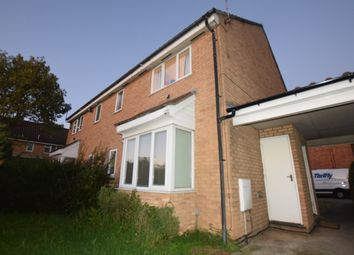 Thumbnail 1 bed terraced house for sale in Lincoln Crescent, Biggleswade