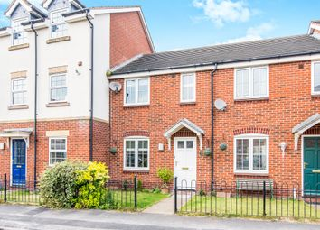 Thumbnail 2 bed terraced house for sale in Williams Avenue, Fradley, Lichfield