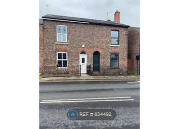 Thumbnail 4 bed detached house to rent in Station Road, Handforth, Wilmslow