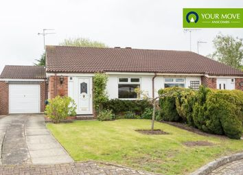 Thumbnail 2 bed bungalow for sale in Wolviston Avenue, York