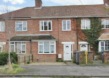 Thumbnail 3 bed terraced house for sale in The Crescent, Andover