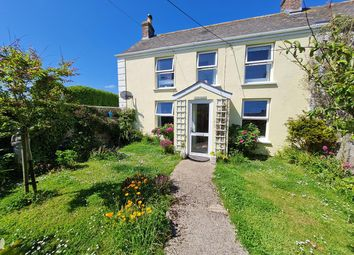 Thumbnail 3 bed semi-detached house for sale in The Lizard, Helston