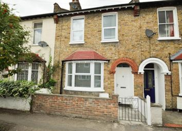 Thumbnail 3 bed property to rent in Meadow Road, Wimbledon, London