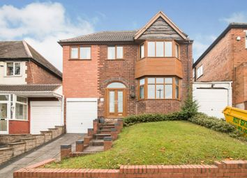 Thumbnail 4 bed link-detached house for sale in Ebley Road, Handsworth Wood, Birmingham