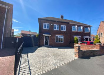 Thumbnail 3 bed semi-detached house for sale in College Road, Hebburn