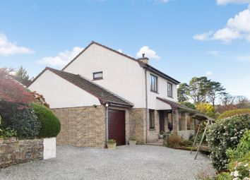 Thumbnail 4 bed detached house for sale in Swanpool, Falmouth