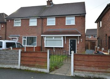 Thumbnail 3 bedroom semi-detached house to rent in Coniston Avenue, Farnworth, Bolton