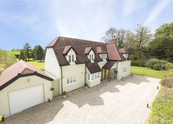 Thumbnail 4 bed detached house for sale in School Lane, Abbess Roding, Ongar, Essex