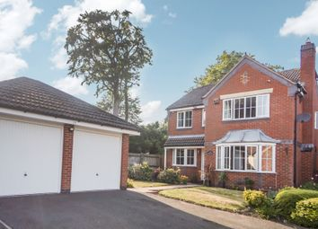 4 bed detached house for sale in Hampton Close, New Oscott, Sutton Coldfield B73
