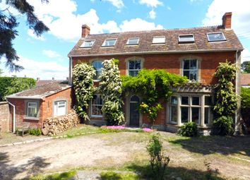 Thumbnail 9 bed detached house for sale in Burrowbridge, Bridgwater