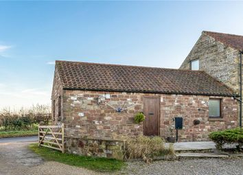 Thumbnail 1 bed barn conversion to rent in Oak Barn, Rainton, Thirsk, North Yorkshire