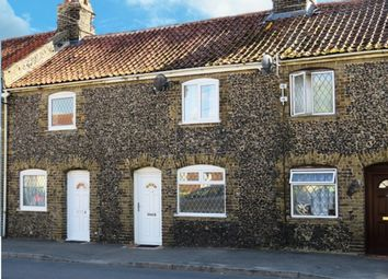 Thumbnail 2 bed terraced house for sale in High Street, Lakenheath, Brandon