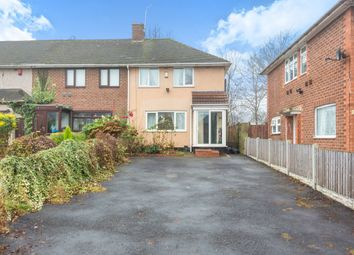 Thumbnail 3 bed end terrace house for sale in Hurstcroft Road, Kitts Green, Birmingham
