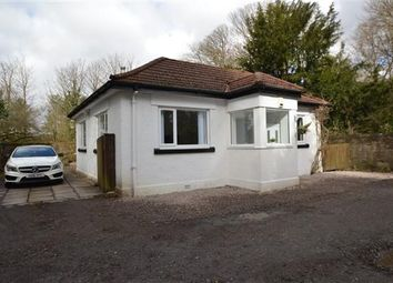 Thumbnail 2 bed detached bungalow for sale in Campsie Road, Milton Of Campsie
