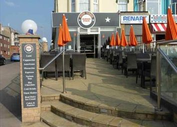 Thumbnail Restaurant/cafe to let in New York Burger Stack, 371 Promenade, Blackpool, Lancashire