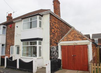 Thumbnail 3 bed end terrace house to rent in Monmouth Street, Gipsyville, Hull