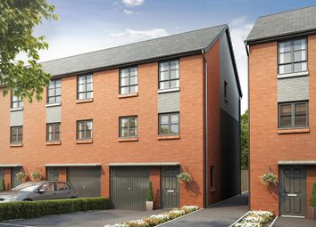 "Thumbnail 3 bedroom terraced house for sale in ""Turnberry"" at Whimbrel Way, Braehead, Renfrew"