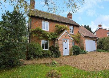 Thumbnail 4 bed detached house for sale in Burghfield Village, Reading