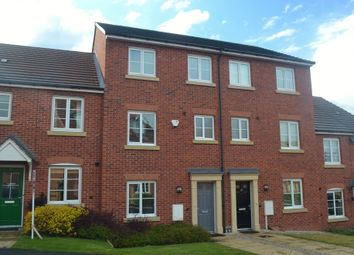 Thumbnail 4 bed town house for sale in Calder Gardens, Bingham, Nottingham