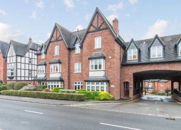 Thumbnail 2 bed flat for sale in Eveson Court, Station Road, Dorridge