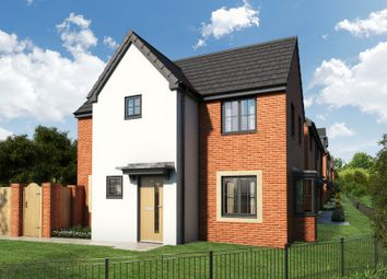 "Thumbnail 3 bed property for sale in ""The Sinderby At Lakeside At Bridgewater Gardens"" at The Barge, Castlefields Avenue East, Runcorn"