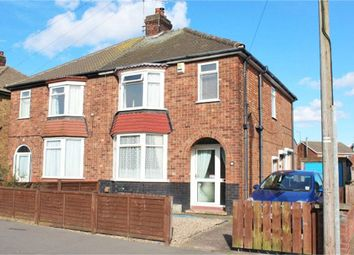 Thumbnail 3 bed semi-detached house for sale in Kenilworth Road, Scunthorpe, Lincolnshire