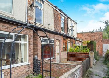 Thumbnail 2 bedroom terraced house for sale in Carisbrooke Avenue, Montrose Street, Hull
