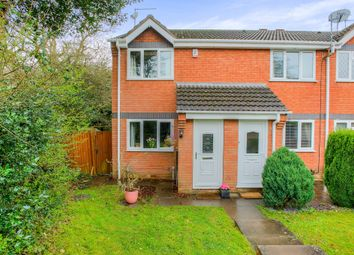 Thumbnail 2 bedroom end terrace house for sale in Goldthorne Close, Headless Cross, Redditch