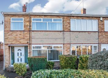 Thumbnail 3 bed semi-detached house for sale in Western Avenue, Pontefract