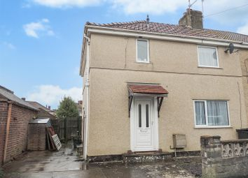 Thumbnail 3 bedroom semi-detached house to rent in Broadfield Avenue, Kingswood, Bristol