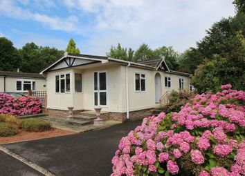 Thumbnail 2 bed mobile/park home for sale in Barn Close, Boxhill Road, Tadworth