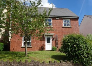 Thumbnail 4 bed detached house for sale in Grange Lane, Littledean, Cinderford