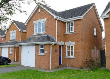 Thumbnail 3 bed detached house for sale in Worthington Road, Fradley, Lichfield